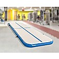 4m Inflatable Air Track Gym Tumbling Mat with Pump