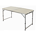 Aluminium Folding Table 120cm Portable Indoor Outdoor Picnic Party Camping Tables