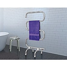 Electric Heated Bathroom Towel Rack/Rail -70w