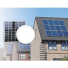 Solar Skylight 15 Watt LED Round 300mm
