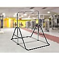 Black Kids Gymnastics Bars Training Horizontal Bar Monkey Kip Bar
