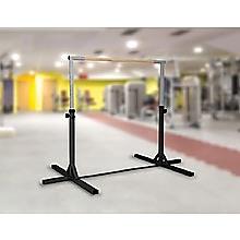 Gymnastics Training Bar Kids Adjustable Horizontal Kip Fitness Gym Equipment