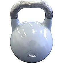 34KG Pro-Grade Steel KettleBell