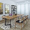 V Shaped Table Bench Desk Legs Retro Industrial Design Fully Welded