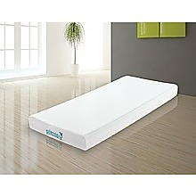 Palermo Single Mattress Memory Foam Green Tea Infused CertiPUR Approved
