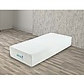 Palermo Single Mattress 30cm Memory Foam Green Tea Infused CertiPUR Approved
