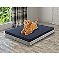 Memory Foam Dog Bed 15cm Thick Large Orthopedic Dog Pet Beds Waterproof Big