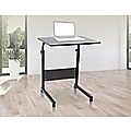 Mobile Laptop Desk Bed Stand Computer Table Adjustable Notebook Bedside Table