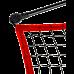 Portable Baseball Training Net Stand Softball Practice Sports Tennis
