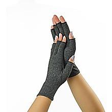 Arthritis Gloves Compression Joint Finger Hand Wrist Support Brace - Medium