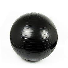 75cm Static Strength Exercise Stability Ball with Pump