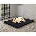 110CM XL Pet Bed Mattress Dog Cat Memory Foam Pad Mat Cushion