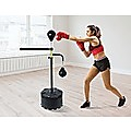 Free Standing Punching Bag Speedball Boxing Reflex Training Target Dummy Gym