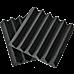 40pcs Studio Acoustic Foam Sound Absorbtion Proofing Panels Tiles Wedge 30X30CM