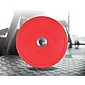 2x5kg PRO Olympic Rubber Bumper Weight Plate
