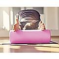 45 x 15cm Physio Yoga Pilates Foam Roller - Pink