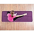 8mm TPE Yoga Mat Exercise Fitness Gym Pilates Non Slip Dual Layer