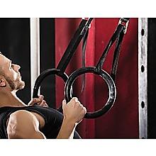 Gym Rings Hoop Gymnastic Exercise Training Fit