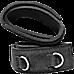 19PC Resistance Exercise Fitness Bands Tubes Kit Yoga Set