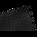 12 Tiles EVA Rubber Foam Gym Mat 60cm x 60cm 2.5cm Fitness Flooring