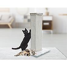 92cm Cat Scratching Post Sisal Tree Scratcher Tower Condo House Tall  - Beige