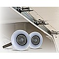 Garage Door Roller / Wheel / Heavy duty 13 Ball Sealed Bearing 12 Pack