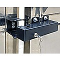 Electric Lock for Swing Gate