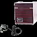 Automatic Dual Watch Winder Wood Display Box Case Motor Rotation Storage