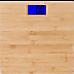 180KG Bamboo Natural Personal Digital Bathroom Scale