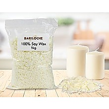 10kg Professional Grade 100% Natural Soy Wax Candle Making Supplies