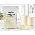 15kg Professional Grade 100% Natural Soy Wax Candle Making Supplies