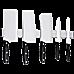51cm Strong Magnetic Wall Mounted Kitchen Knife Magnet Bar Holder Display Rack Strip