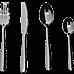 32 Piece Stainless Steel Cutlery Set Knives Fork Spoon Teaspoon