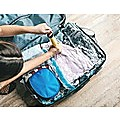 Vacuum Sealed Clothing Travel Bag Compact Storage x20