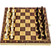 Chess Board Games Folding Large Chess Wooden Chessboard Set Wood Toy Gift