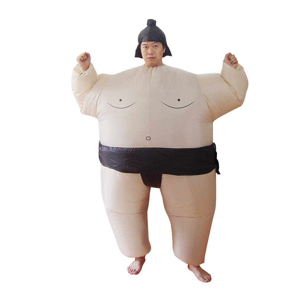 fan for inflatable costume. sumo fancy dress inflatable suit -fan operated costume fan for e