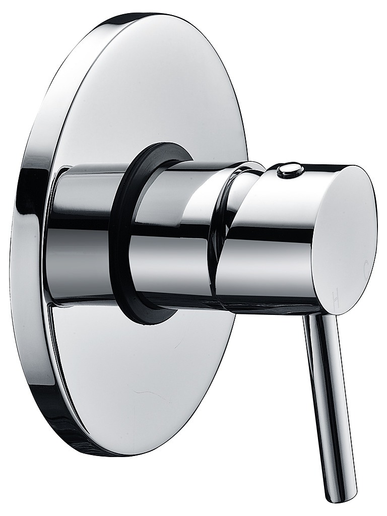 Watermark bathroom accessories -  Chrome Bathroom Shower Wall Mixer W Watermark