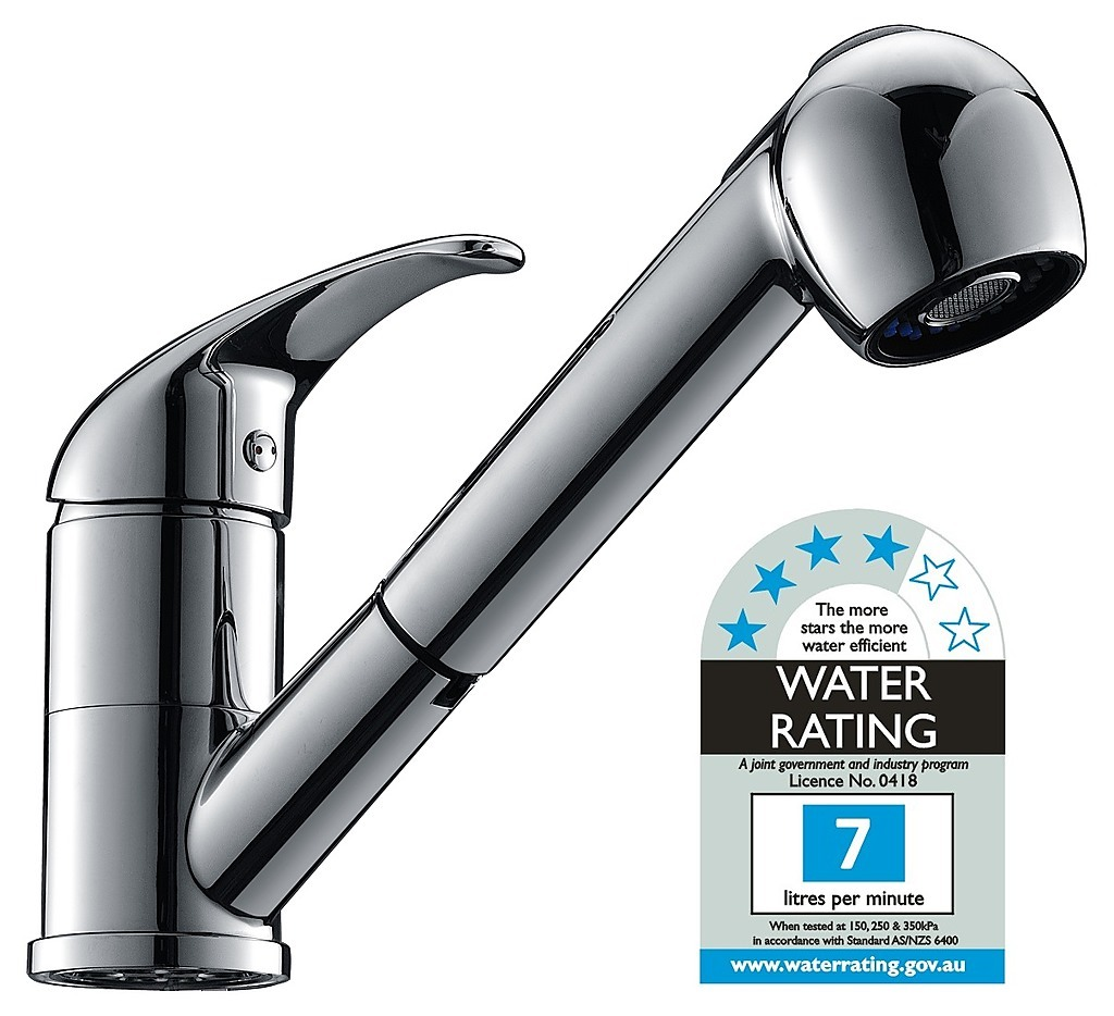Basin Mixer Tap Faucet Kitchen Laundry Bathroom Sink