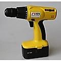 Cordless Electric Drill 18Volt Rechargeable 16pc Set