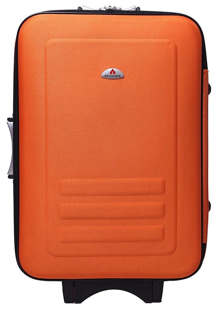 Orange 5pc Luggage Set