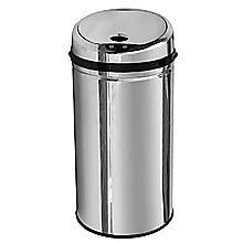 BRIENZ 42L Automatic Sensor Trash Bin -S/Steel
