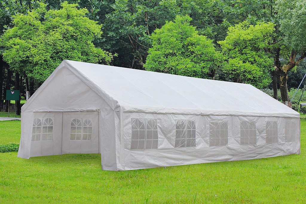 12m X 6m Party Pavilion Gazebo Marquee Outdoor Amp Leisure