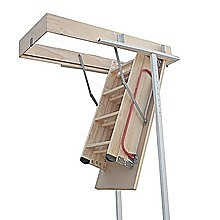 Attic Loft Ladder - 2.2m - 2.7m
