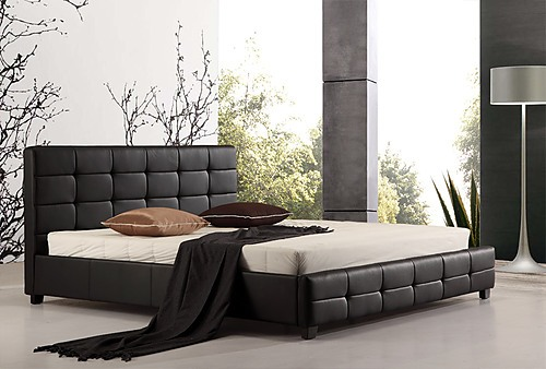 leather king bed 2