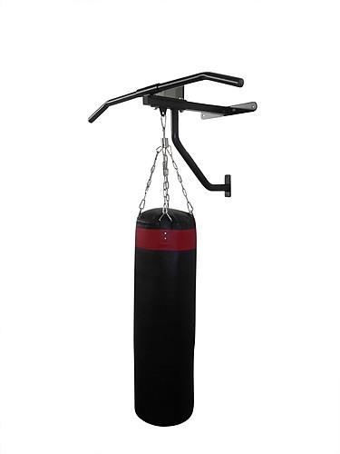 Wall Chin Up Pull Up Bar Punching Bag Speedball Station