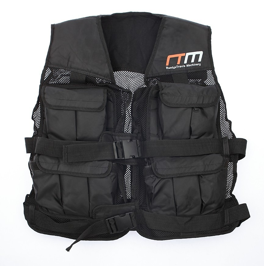 20lbs Weighted Exercise Gym Sport Training Vest
