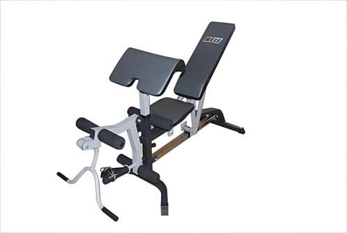 Fid flat incline decline bench press w leg extension sports fitness - Incline and decline bench press ...