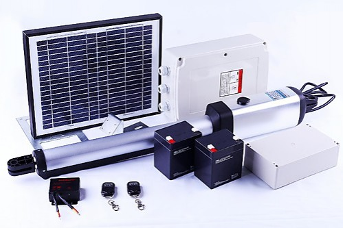 350kg Auto Single Swing Gate Opener With Solar