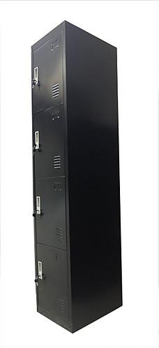 Four Door Multiple User Storage Locker