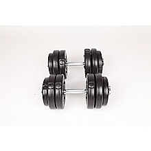 30KG Adjustable Dumbbell Set